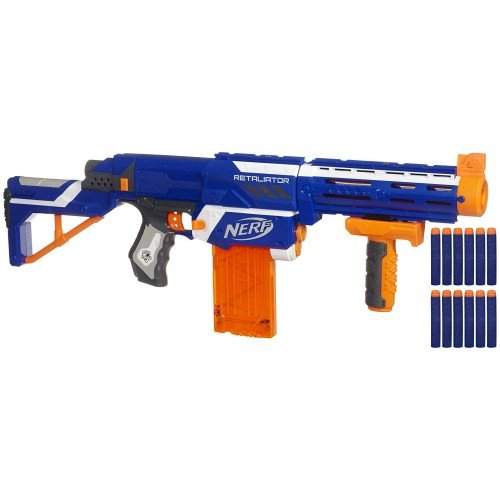 Nerf Retaliator (N-Strike Elite) (Blue)
