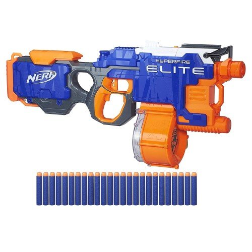Nerf Hyperfire (N-Strike Elite)
