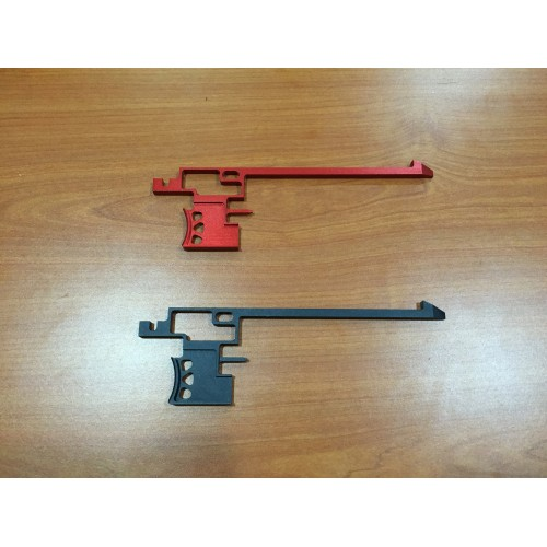 Artifact Longshot Metal Trigger