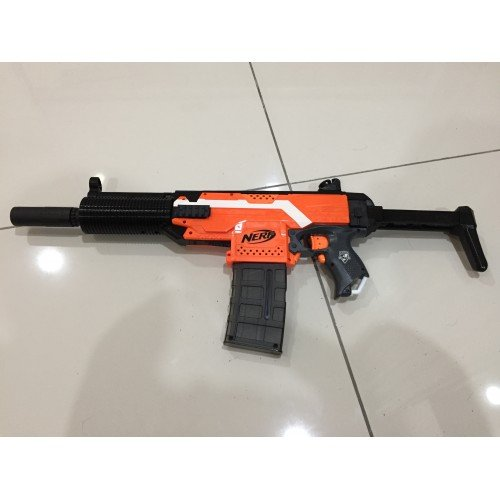 F10555 Stryfe MP5-SD Kit
