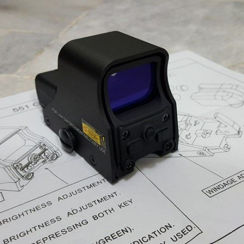 Eotech Holosight 552 Replica