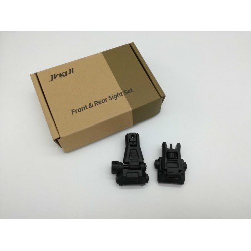 MBUS Pro Nylon Iron Sights