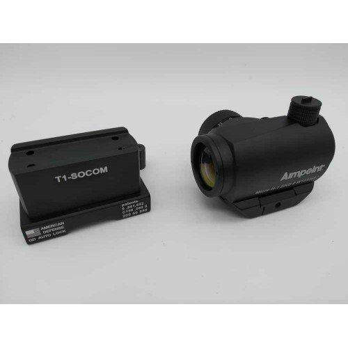 T1 Micro Aimpoint Red Dot Sight