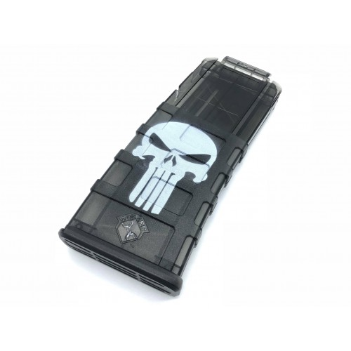 Worker Full Length PMAG (Punisher Logo)
