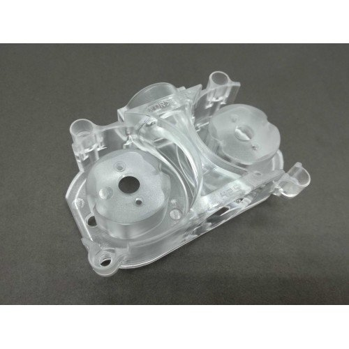 Worker Transparent Normal Flywheel Cage (42.5-Mid Crush)