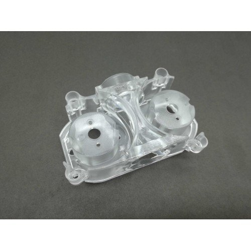 Worker Transparent Normal Flywheel Cage (43.5-Standard Crush)