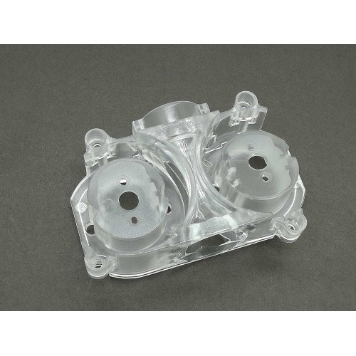 Worker Transparent Oblique Flywheel Cage (43.5-Standard Crush)