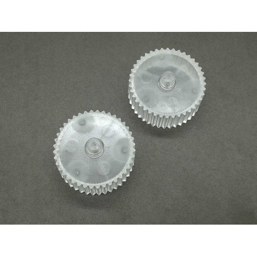 Worker Transparent Normal Flywheel
