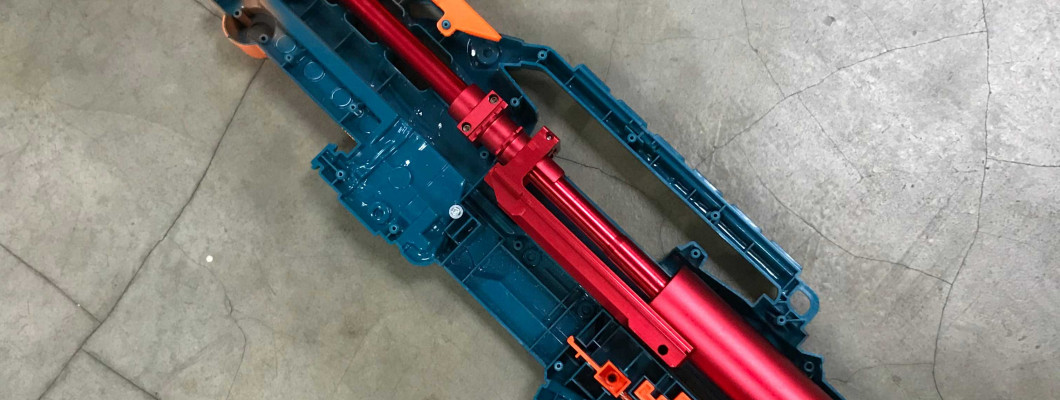 Worker Longshot Stefan Kit Plus Installation Guide and Review