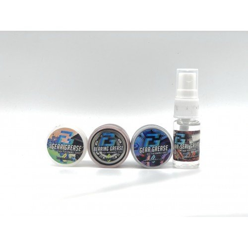 Fighting Bro Gearbox Lubricant Set