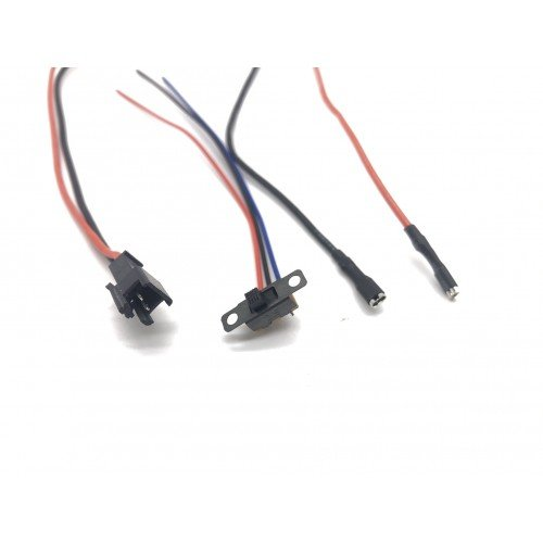 SLR Stock Wiring Kit with Preload Switch