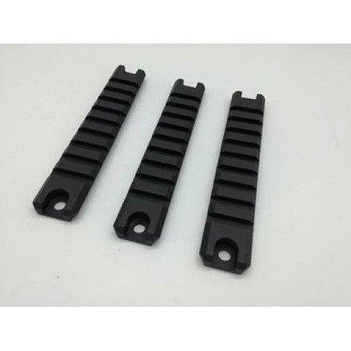 HLF UMP Front Metal Rail Set (3 pieces)