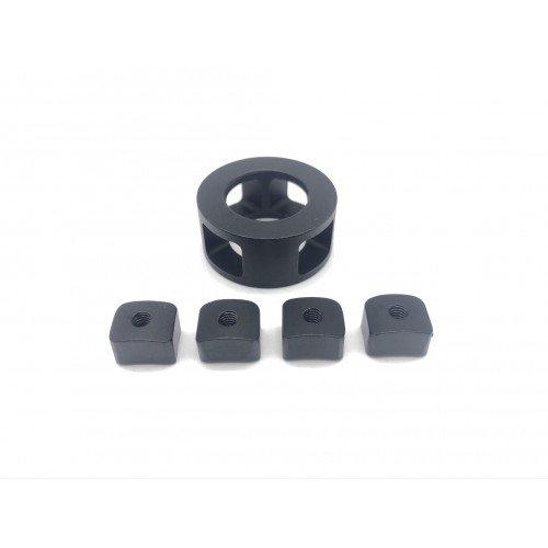 Universal Centering Piece for M4 Handguards