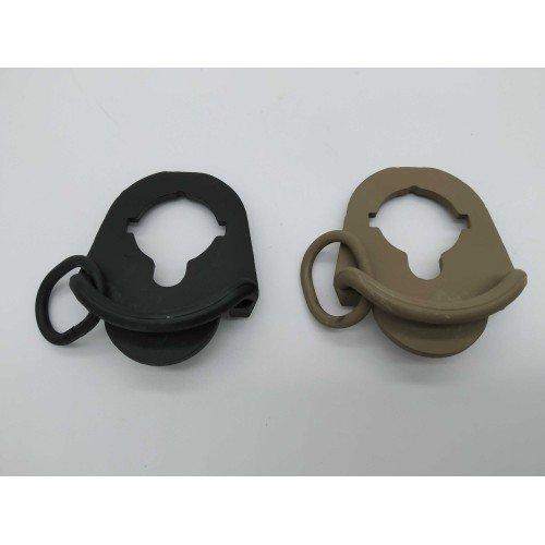 ASAP Buffer Tube Spacer/Backplate