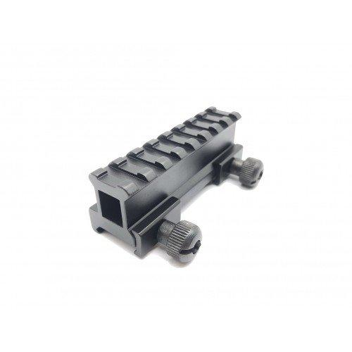 Medium 1inch Rail Riser (8 rails)